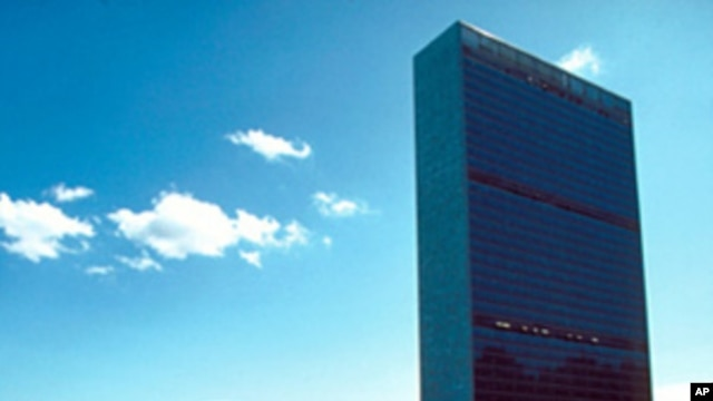 UN headquarters in New York (file photo)