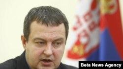 Dačić: Nema razmimoilaženja izmedju vlade i predsednika