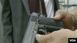 Nastavlja se debata oko posjedovanja vatrenog oružja u SAD-u