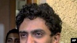 被埃及當局釋放的谷歌公司高層瓦伊爾.高尼姆