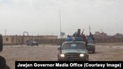 درگیری شدید سه روز پیش در ولسوالی درزاب جوزجان آغاز شد