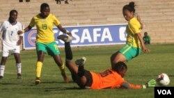 Abadlali nje abesifazana abakumcintiswano weCOSAFA Women's Championships ...