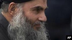 激进伊斯兰神职人员阿布·卡塔达