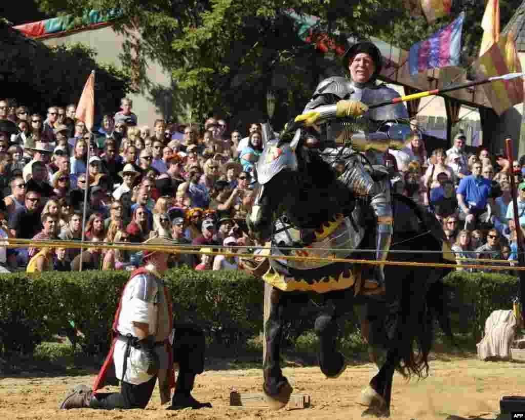 Осень позднего средневековья. Часть 1