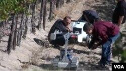 Idabot robot