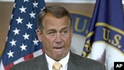 Speaker of the US House of Representatives, John Boehner, May 2, 2011