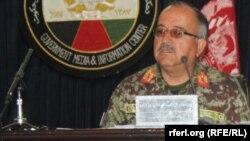 جنرال عبدالوهاب وردګ