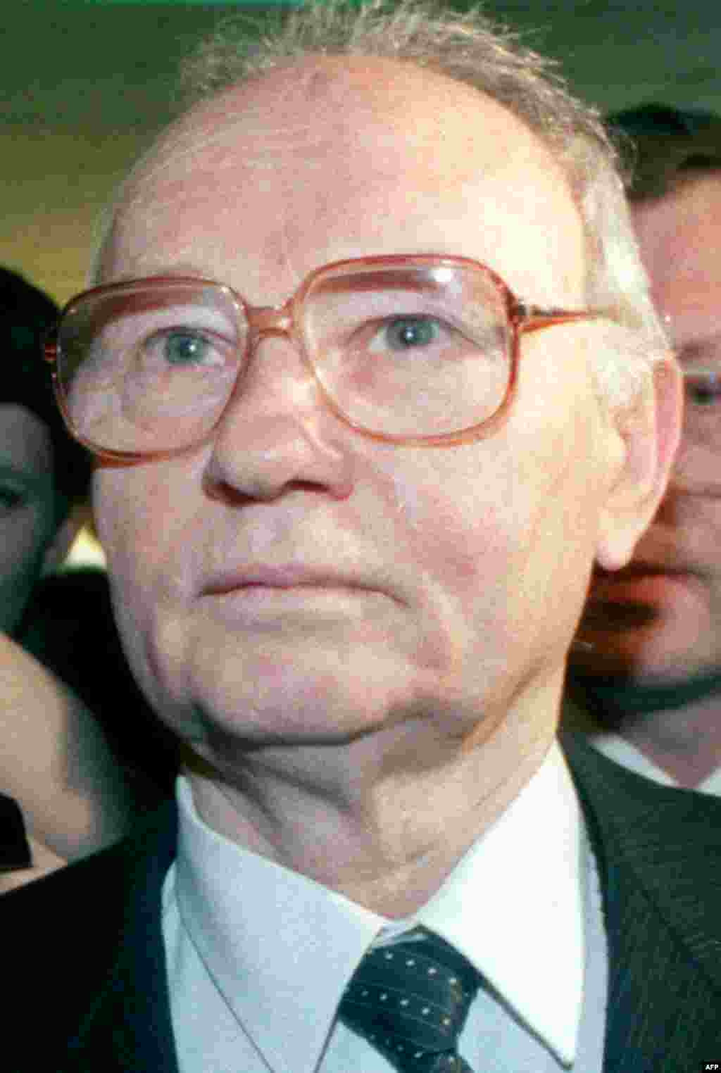 Владимир Крючков, председатель КГБ СССР декабрь 1988-1991гг. Член ГКЧП