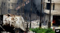 Город Алеппо