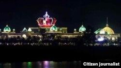 Pusat perjudian (kasino) di China (Foto: dok).