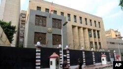 سفارت سوریه در قاهره