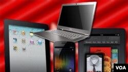 Estos cuatro regalos, el iPad 2, Acer Aspire S3, Galaxy Nexus y Amazon Kindle son infalibles en calidad.