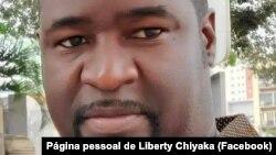 Liberty Chiyaka, líder parlamentar da UNITA
