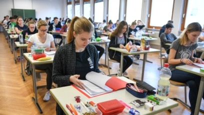 Quiz - Chinese Students Top Latest PISA Education Survey