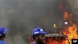 کراچی میں صورتِ حال پھر کشیدہ، 4 ہلاک