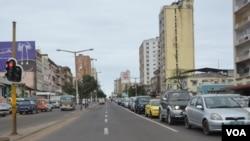Av. Eduardo Mondlane, Maputo