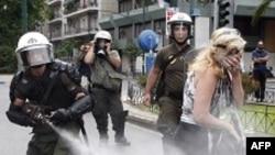 Usvojene mere štednje u Grčkoj