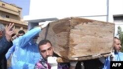 Lực lượng an ninh Libya đã dùng chiến đấu cơ và trực thăng cơ chiến đấu bắn vào người biểu tình