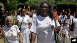 Berta Soler e as Mulheres de Branco