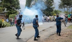 VOA's Gabe Joselow Describes Scene in Burundi After Coup Announcement