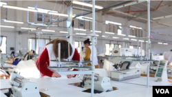 Albania sweatshops