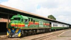 Sisi kurun - Train voyageur segina Kayes