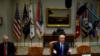 Los republicanos en el Congreso ofrecieron una conferencia de prensa este martes tras reunirse con el presidente Donald Trump.