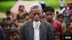 ອົບພະຍົບມຽນມາ ເຜົ່າ Rohingya.