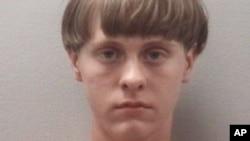 Dylann Roof, l'auteur présumé de la fusillade qui a couté la vie à neuf personnes dans une église de Charleston, en Caroline du Sud