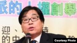 台灣新聞社社長楊憲宏