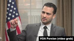 Девід Пейман, заступник помічника державного секретаря США