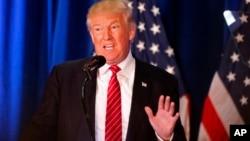 Republikanski predsednički kandidat govori u Ohaju