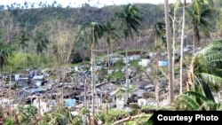 Filipina rentan terhadap bencana banjir yang diakibatkan hujan lebat dan tsunami (Foto: dok). Setelah dilanda topan Bopha awal bulan Desember ini, Filipina kembali dihantam badai tropis Wukong, Kamis (28/12).