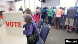 Rano glasanje u Severnoj Karolini.