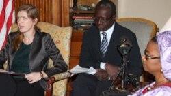 Ambassador Power On Mali