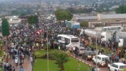 Rainford Kalaba est de retour au TP Mazembe