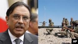 اظهارات تازه زرداری درمورد نبرد با نظامیان پاکستانی