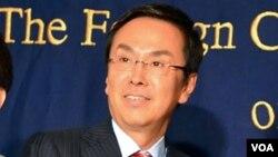 日本负责TPP事务的石原伸晃