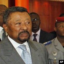 Jean Ping presidente da Comissão da União Africana