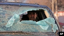 ۲۱ تن افغان و خارجی در حملهء طالبان بر یک رستورانت در کابل کشته شد