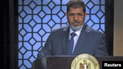 Egypt Morsi