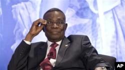 加纳总统米尔斯