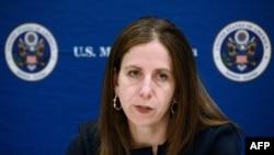 سیگال مندلکر معاون وزیر خزانهداری آمریکا در امور تروریسم و اطلاعات مالی - آرشیو