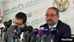 Представители Сирийской национальной коалиции (СНК)