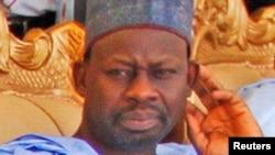 Ibrahim Hassan Dankwambo, gwamnan jihar Gombe.