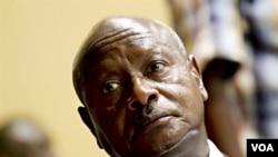 Presiden Uganda, Yoweri Museveni.