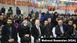 Turkey HDP candidates from Tunceli