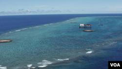 沖之鳥礁爭議