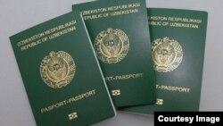 O'zbekistonning amaldagi biometrik pasporti