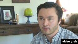 Anh Hugh Tra, cử tri Mỹ gốc Việt.